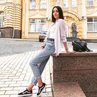 Фотография анкеты Кати Литвиненко ВКонтакте