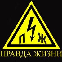 Логотип <<<ПРАВДА ЖИЗНИ>>>