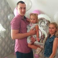 Фотография страницы Анны Леоновой ВКонтакте