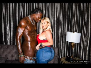 Julie Cash & Louie Smalls - Slip And Slide - All Sex Milf Big Tits Juicy Ass Black Cock BBC Chubby Boobs Plumper Booty, Porn