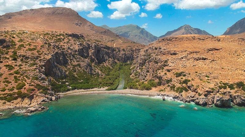 Wanderlust Greece Crete
