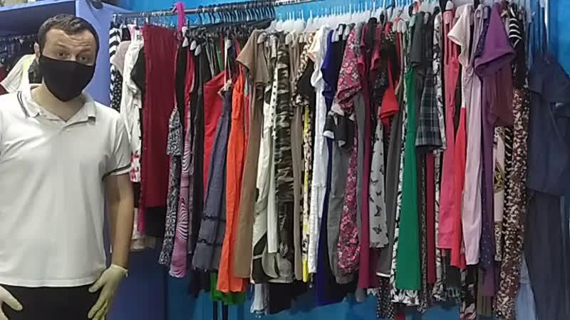 поступление летних платьев в магазин стильной одежды Секонд Хенд Белый Кролик 🐰
