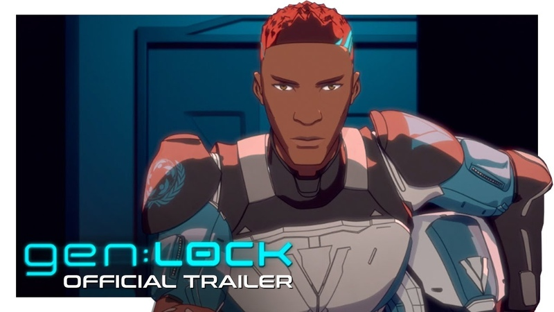 Gen:LOCK - Official Trailer   Only on Rooster Teeth