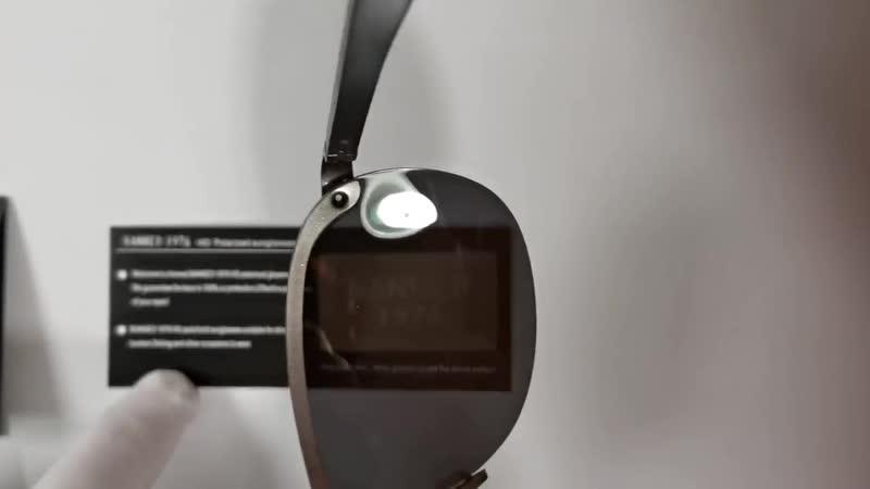 Мужские и женские поляризационные солнцезащитные очки брендовые очки с креплением на петлях uv400