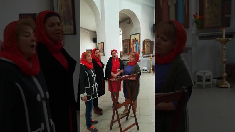 Кристе агздга Хор Калачёвского собора