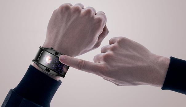 Наслаждайтесь СМАРТФОНОМ, который помещается на вашем запястье Посмотрите на ZTE NUBIA ALPHA, и вы увидите 4-х дюймовый гибкий OLED-дисплей! Именно так и выглядят идеальные часы-смартфон.Экран