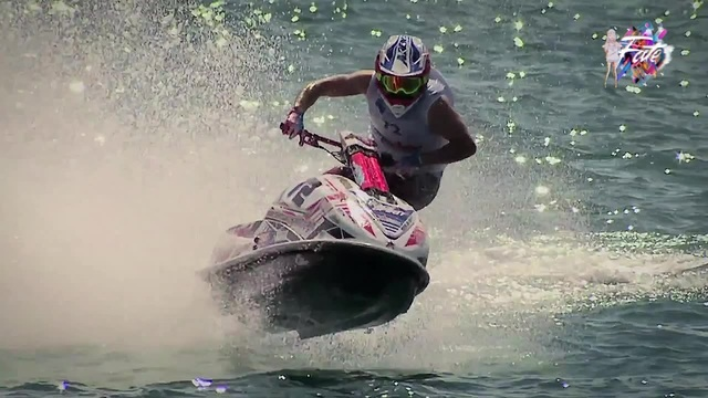 Aquabike World Championship Show Me the Light VIP Delta Heavy feat Starling
