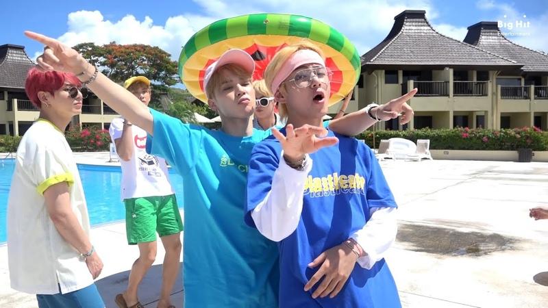 2020 FESTA BTS 방탄소년단 'Airplane pt 2' Summer ver @ 2018 SUMMER PACKAGE in SAIPAN