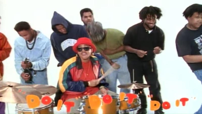 Jungle Brothers ft. De La Soul, Q-Tip And Monie Love - Doin Our Own Dang (Official Video)