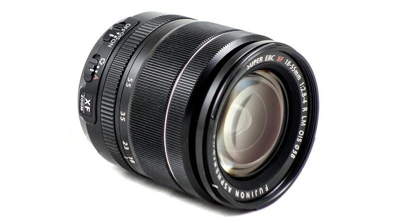 Fujinon XF 18-55mm F2.8-4.0 R LM OIS Handling review 4K video samples