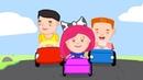 Смарта и Чудо-сумка - Все серии - Сборник развивающих мультиков для самых маленьких
