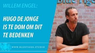(16) Willem Engel in Blue Tiger Studio: Hugo de Jonge is te dom om dit te bedenken - YouTube
