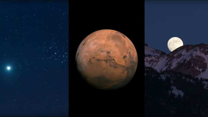 What's Up April 2020 Skywatching Tips from NASA