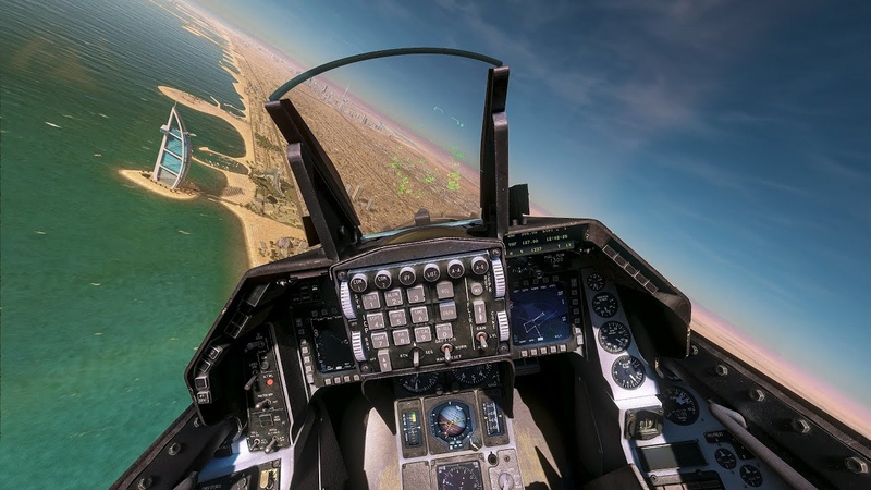 This is what Flight Simulators can look like in 2020