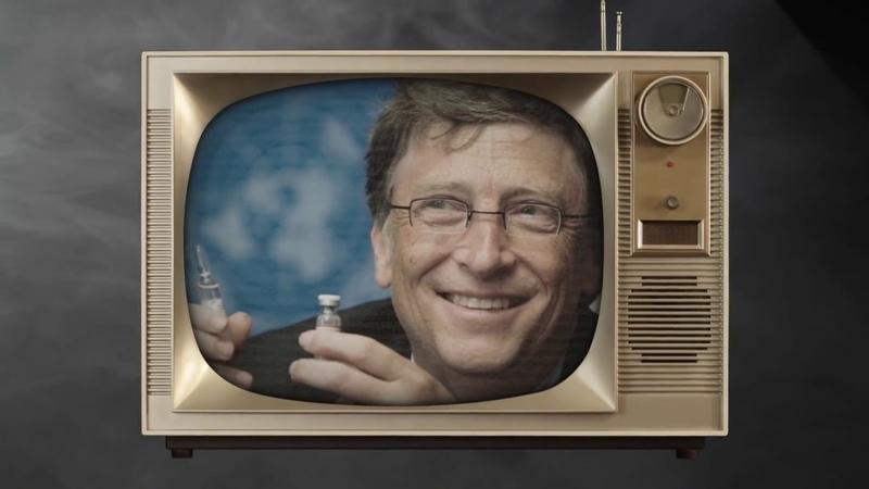Bill Gates Quantum Dot Tattoo Revealed!