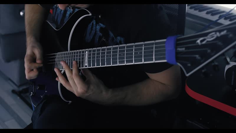 Dmitry Kokarev SYMPULS E Last Revolt Solo Guitar Playthrough