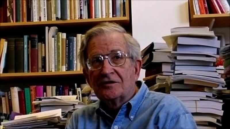 Noam Chomsky Why Havent Anarchist Ideas Had a Greater Impact