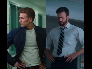 Avengers   Steve Rogers   Captain America   Defending Jacob   Andy Barber   Chris Evans   Vine