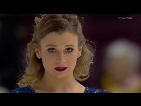 Kirsten Moore Towers Michael Marinaro Short Program 2020 Canadian National Championships