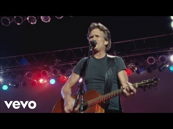 The Highwaymen Me and Bobby McGee American Outlaws Live at Nassau Coliseum 1990