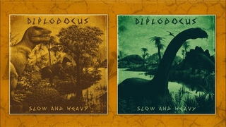 Diplodocus - Slow And Heavy & Slow And Heavy (B-side) (2019)