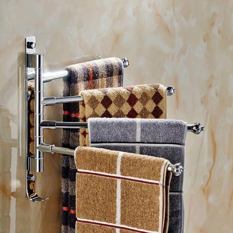 Вешалки для полотенец -