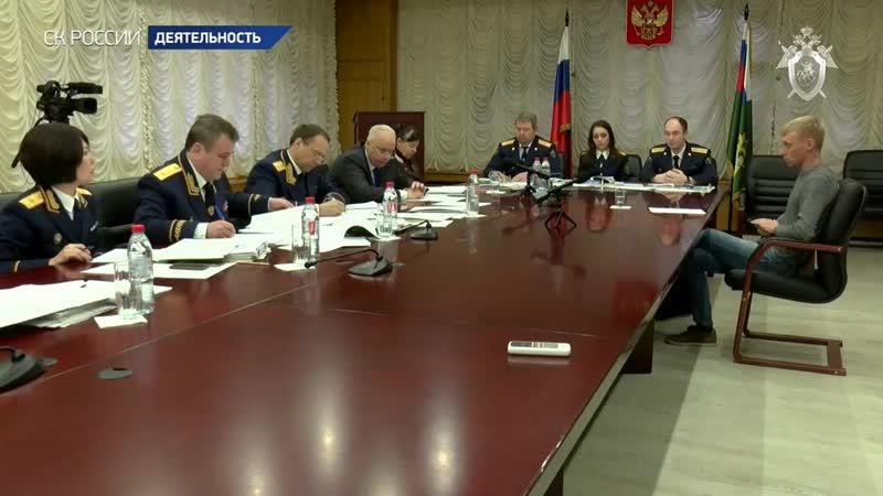 Бастрыкин взял на контроль дело белгородского перинатального центра