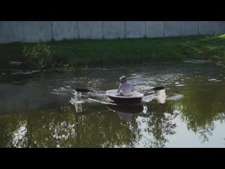 Смешной обзор лодки для рыбалки Винета 190