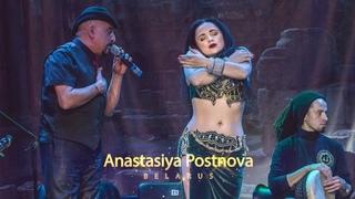 Anastasiya Postnova -- Ya Msafer Wahdak Tabla life with Al Azdekaa Orchestra