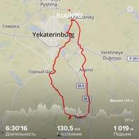 Велосипедный маршрут выходного дня от нашего сотрудника Геннадия Кабалина