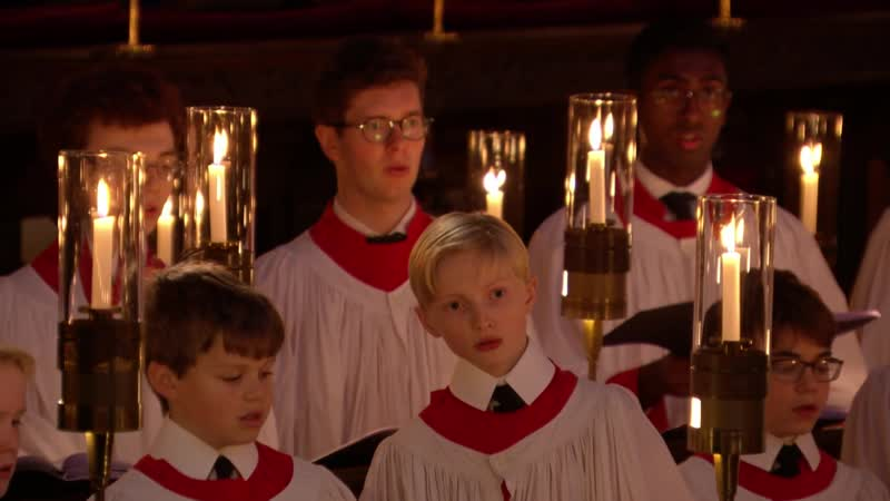 And I saw a new heaven The Choir of King's College 2020