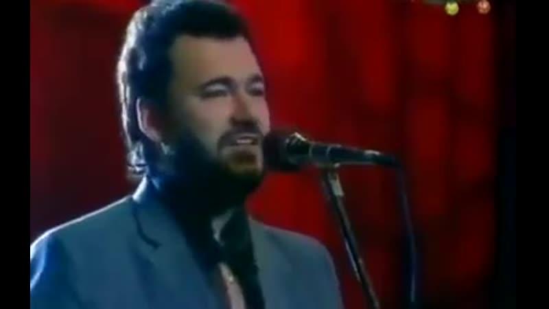 Тарас Петриненко и ВИА Маки Перелётная птица 1986 для