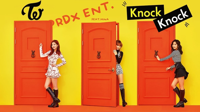 TWICE Knock Knock RUSSIAN COVER На русском prdx ent