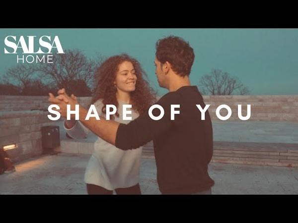 Ed Sheeran - Shape of you - Salsa dance - Daniel Rosas Denise Fabel (2019)