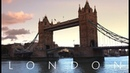 LONDON IN 4K - A Megacity from the ground and from above - Aerial View LONDON EYE, BIG BEN
