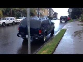 San Diego Rain