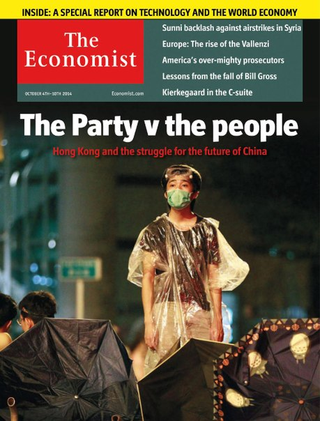 THE ECONOMIST - Audio Edition, October 4th to October 10th - 2014