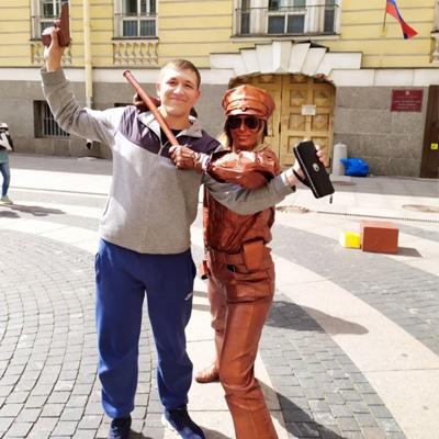 Дима, 22, Lipetsk