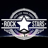 Логотип ROCK STARS - продюсерский центр