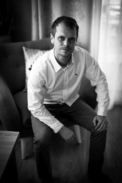 Anton, 35, New York