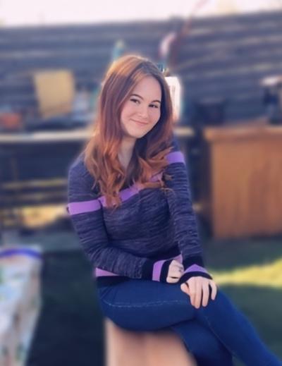 Anya, 22, Vologda