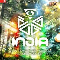Логотип INDIA forest camping [17-20 июня]