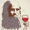 Рофлим над Леонардо Дай Винчик