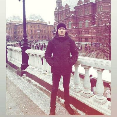 Bekruz, 23, Noginsk