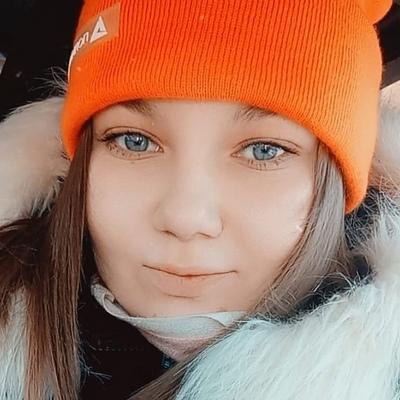 Ulyana, 19, Krasnotur'insk