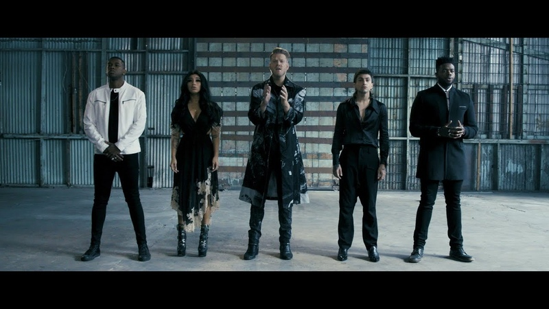 OFFICIAL VIDEO The Sound of Silence Pentatonix
