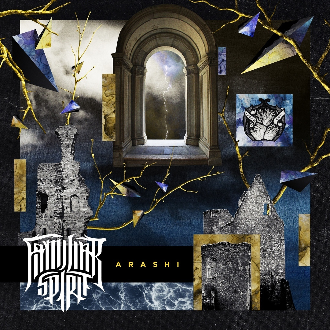 Familiar Spirit - Arashi [EP]