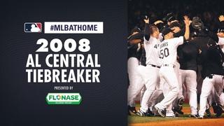 2008 AL Central Tiebreaker (Twins/White Sox) | #MLBAtHome