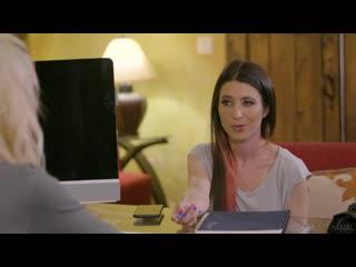 Serena Blair and Kenzie Taylor - Backdoor Scandal [Anal, Lesbian]