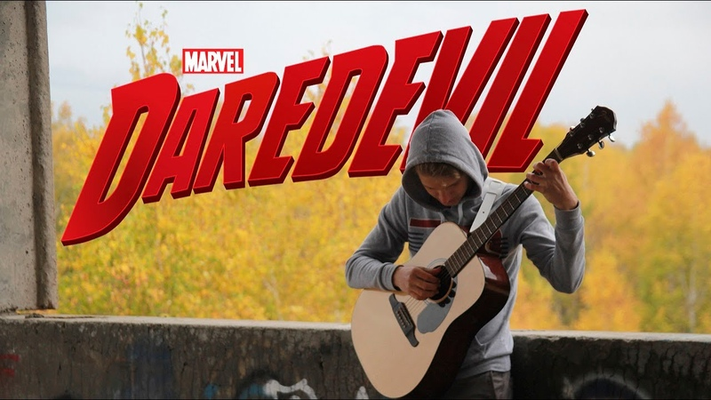 Daredevil Main Theme Fingerstyle Guitar Cover